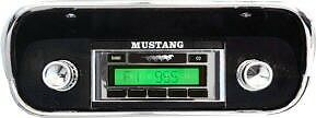 1967 1968 Ford Mustang  AM/FM Radio with Speaker