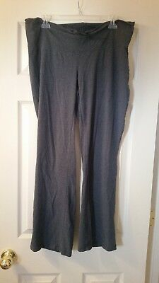 Women's Maternity Pants Oh Baby by Motherhood Large Pre-Owned