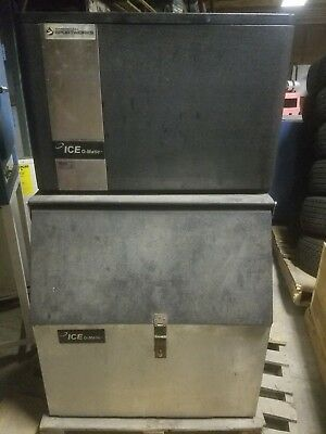 Ice-O-Matic Ice0250Ha4 Commercial Ice Maker With Bin