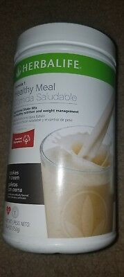 New Herbalife Formula 1 Shake Mix COOKIES & CREAM FREE SHIPPING!!!