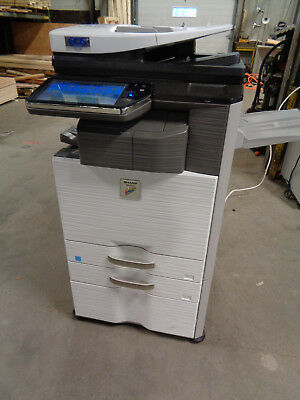 Sharp MX-2610N Color Copier Total Meter= 147K - CT