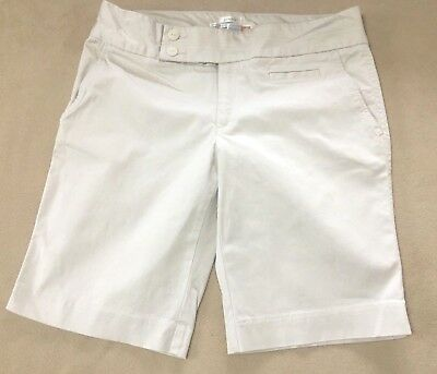 Old Navy Light Khaki Tan Shorts - Women's 12