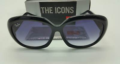 JACKIE OHH II SUNGLASSES 4098 601/8G 60mm-14mm RAYBAN NEW GREAT DEAL!!