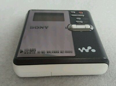 Sony Hi-MD Walkman MZ-R910 Mini Disc.