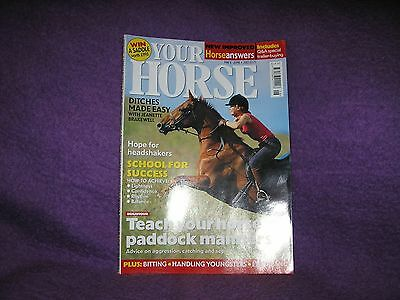 your horse magazine may 8 june 4 2003