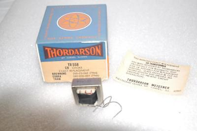 Thordarson TR558 CB Choke Used in Browing Cobra Tram