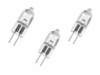 Pack  of 12 G4 12 Volt 5W 10W Or 20W Halogen Capsule Light Bulbs Lamps Long Life