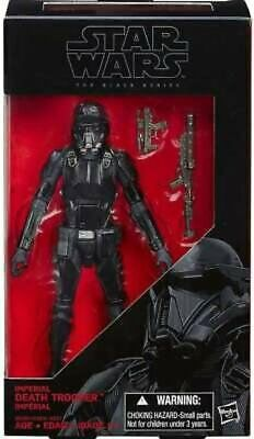 Star Wars Black Series Rogue One Imperial Death Trooper 6 Inch Figure