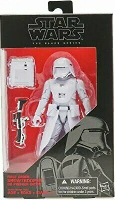 Hasbro Star Wars Black Series First Order Snowtrooper 6 Inch Figure