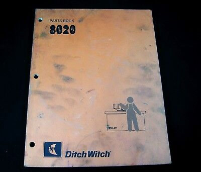 ditch witch rt40 hydrostatic ride on tractor trencher parts manual rh picclick com ditch witch rt10 parts manual Ditch Witch 3700