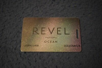 Revel Atlantic City Slot Players Club Casino Card  Rare