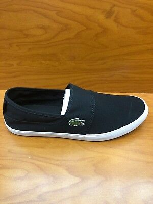 dd2be2fbc09466 LACOSTE MEN S MARICE BL 2 Slip On In Black -  58.50