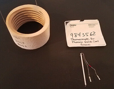 Phoenix Quick Cool Muffle Heating Element and Thermocouple        RC