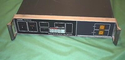 Hughes Traveling Wave Tube Microwave Amplifier 8010H TWT 26-40 GHz- 1 Watt