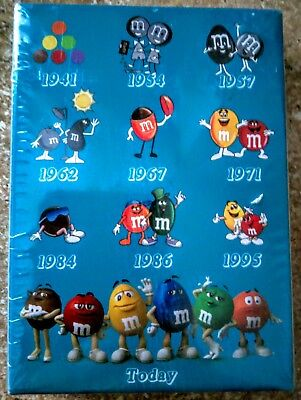 Mars M&M Candies Collectible 75th Anniversary Playing Cards