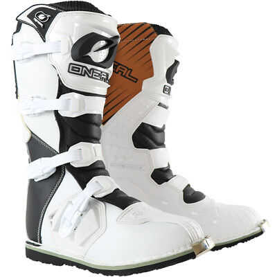 Oneal NEW 2019 Mx Rider Boot Dirt Bike Adult Moto Cheap White Motocross Boots