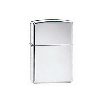 Zippo High Polish Chrome 250