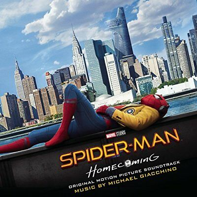 Michael Giacchino - Spider-Man: Homecoming (Original Soundtrack) [CD]