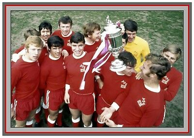 Collectors/Photograph/Print/7 x 5 Photo/Aberdeen 1970 Scottish Cup Winners (1)