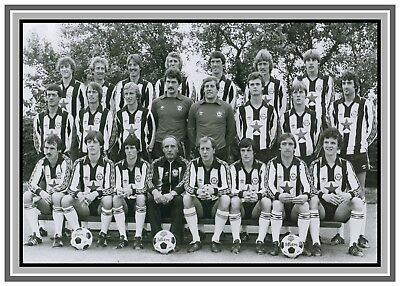 Collectors/Photograph/Print/7 x 5 Photo/Newcastle United c1978/79 Team