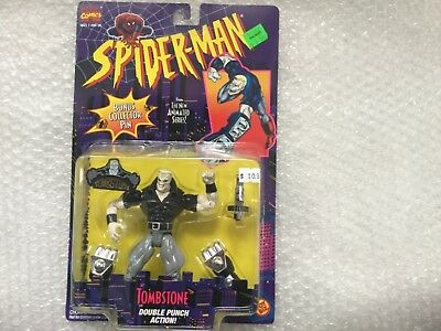 """Spiderman""-Tombstone— Toy Biz MOC"