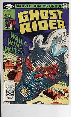 Ghost Rider #66 Nm- Layton Fleisher Bronze Age Classic!