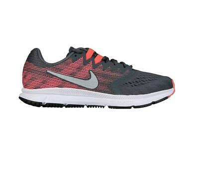 WOMEN'S NIKE SPAN 7 Running Trainers, Gym, Grey, Black