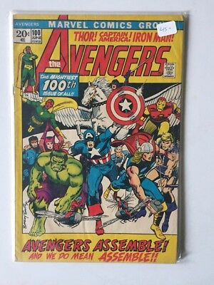 The Avengers Captain America 8 comic lot 100 235 260 Ann 10 234 235 255 300