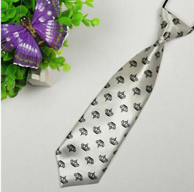Kids Boys Girls Fashion Baby Toddler School Elastic Neck Adjustable Tie