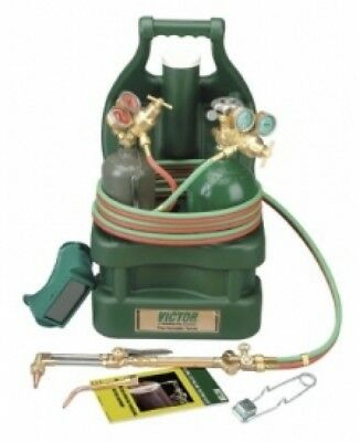 Portable Torch Welding And Cutting Outfits, VICTOR 0384-0935