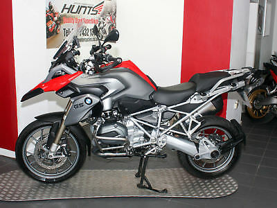 2014 '14 BMW R1200GS ABS. 1 Owner. ESA, Heated Grips, Engine Bars. £9,395