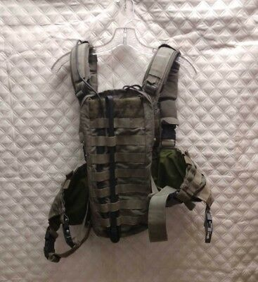 TAG TACTICAL ASSAULT GEAR GLADIATOR Chest Rig W/MBITR Antenna & Extension