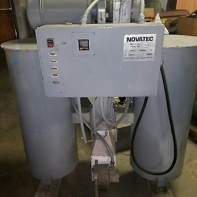 Novatec Twin Bed Dessicant Dryer NPD-100