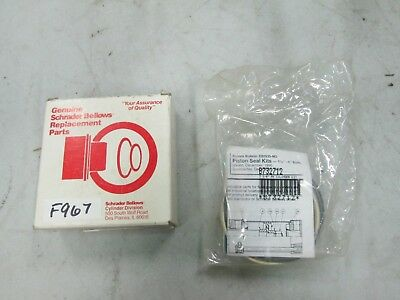 "Parker Schrader Bellows Cylinder Seal Kit B732712 3-1/4"" PK (NIB)"