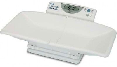 Detecto 8440 Digital Baby Scale 44lb X 1/2oz/ 20kg X 10G W/ Collapsible 20-1/2'