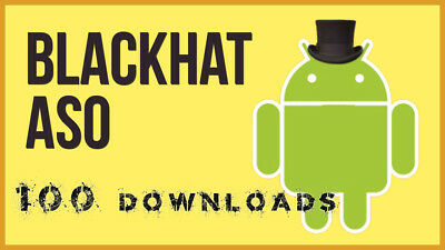 100 Usa  Android App Downloads For Google Play Store Asoservices Promotion