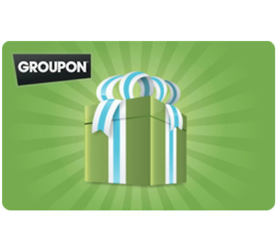Get a $100 Groupon Gift Card for only $88 - Via Email delivery