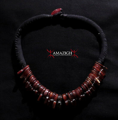 Tuareg Necklace – KHOURB – Niger