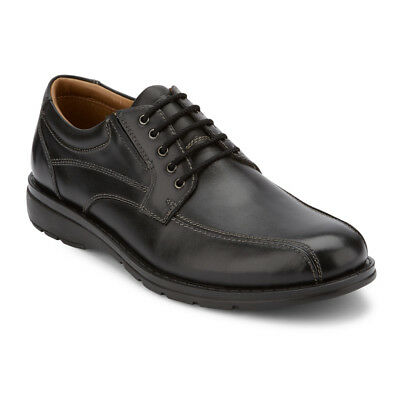 Dockers Mens Trustee 2.0 Genuine Leather Dress Casual Lace-up Oxford Shoe