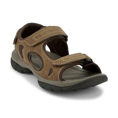Dockers Mens Devon Casual Comfort Outdoor Sport Adjustable Sandal Shoe