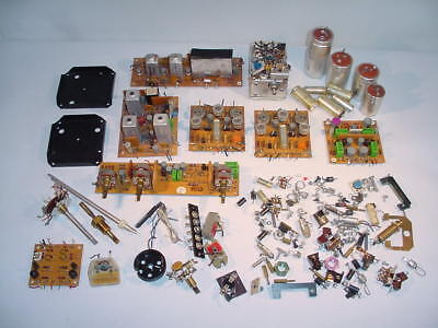 FISHER 700T stereo receiver MISC HARDWARE SPARE PART LOT &pdf-Fisher-manuals