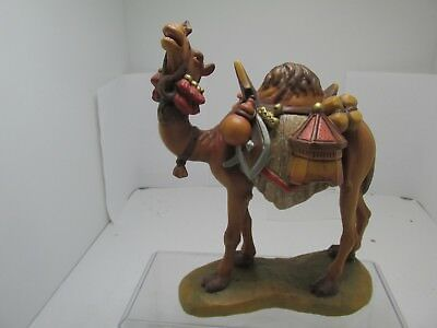 Wood Carving of Camel for Nativity - Germany