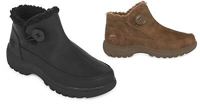1c44e7a8b92c TOTES FALLON WOMENS Insulated Winter Ankle Boots size 6 7 8 9 10 11 ...