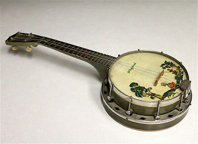 Rare Vintage Banjo Ukulele Project (Must Read Info & View Photos Before Bidding!