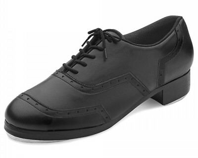 Men's BLACK Bloch JASON SAMUELS SMITH Tap Shoes