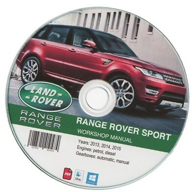 range rover sport workshop manual pdf