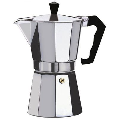 Espresso Stove Top Coffee Maker - Continental Mocha Percolator Pot -1 cup only