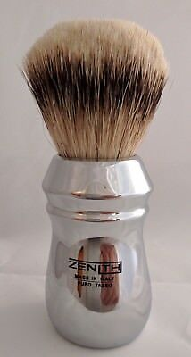 Zenith XXL Silvertip. Copper Chrome handle. 28+ x 51mm. Made in Italy P15