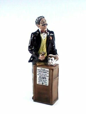 Rare Royal Doulton The Auctioneer HN2988 Collectors Club Exclusive Figurine Engl