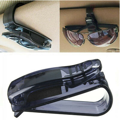 Car Glasses Clip Creative Multifunctional Sunglasses Tickets Clip Card Holder